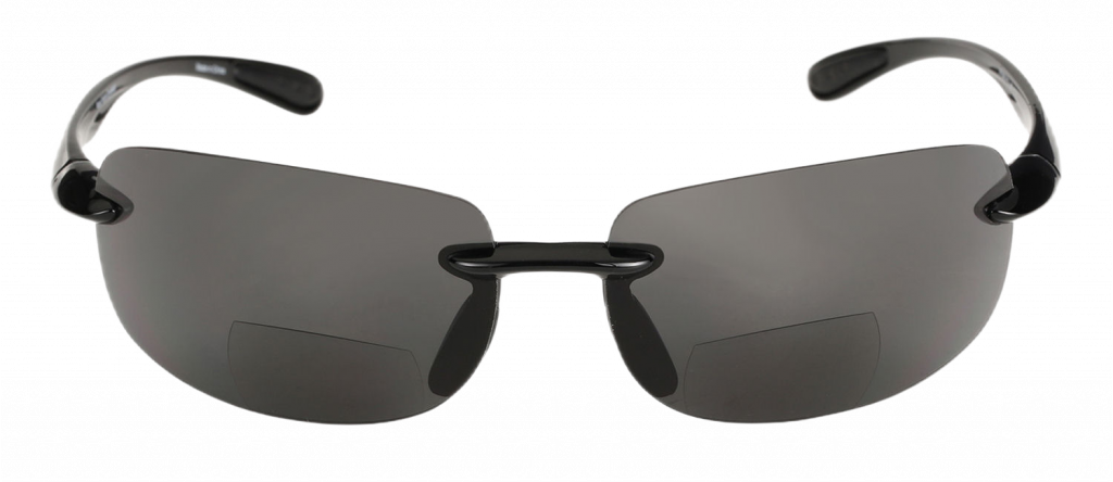 Mass-Vision-Eyewear-Lovin-Maui-Polarized-Bifocal-Sunglasses-Black-Front