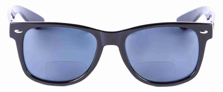 Mass-Vision-Eyewear-Classic-Bifocal-Reader-Black-Front