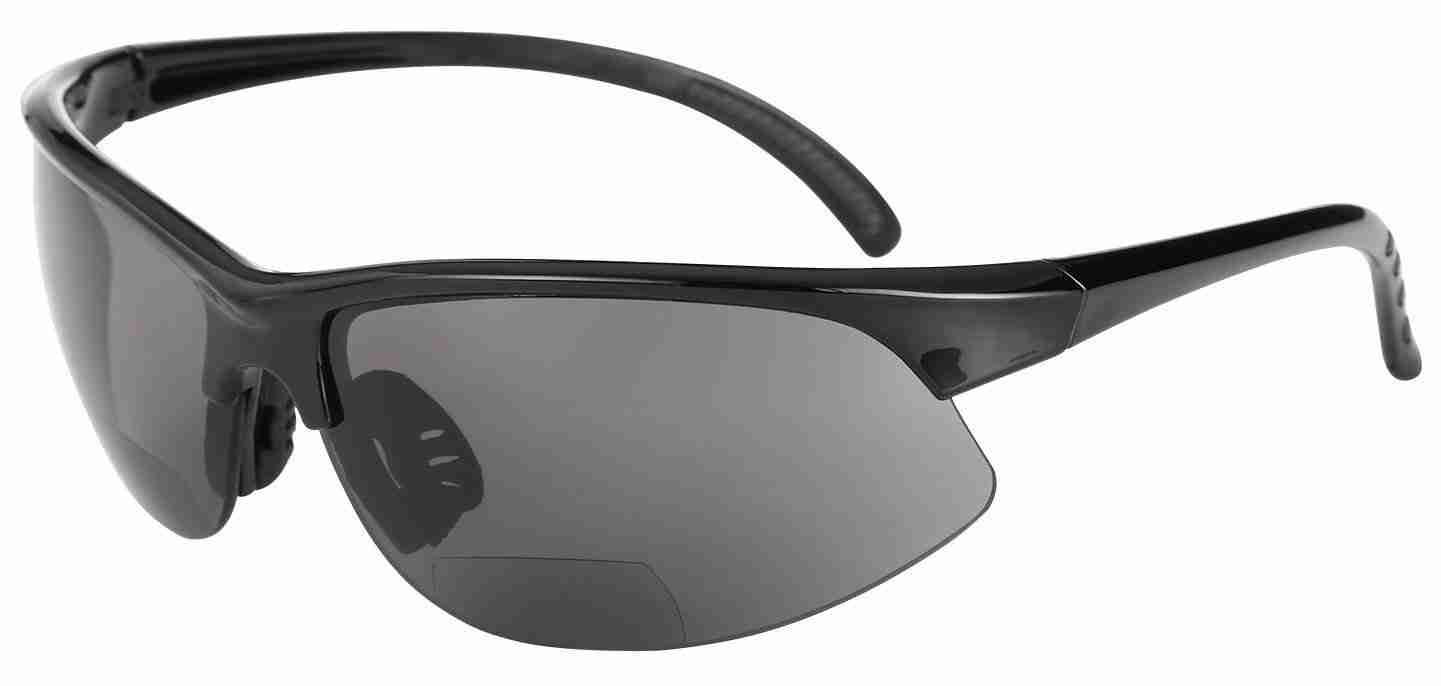 Mass-Vision-Eyewear-Sport-Wrap-Bifocal-Sunglasses-Black-Angle