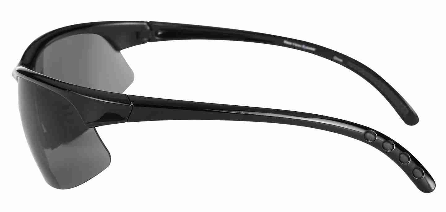 Mass-Vision-Eyewear-Sport-Wrap-Bifocal-Sunglasses-Black-Side