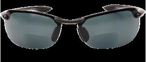 Mass-Vision-Eyewear-Polarized-Bifocal-Sunglasses-Dreamin-Maui-Black-Front