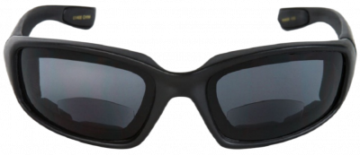 Mass-Vision-Eyewear-Motorcycle-Bifocal-Sunglasses-Black-Front