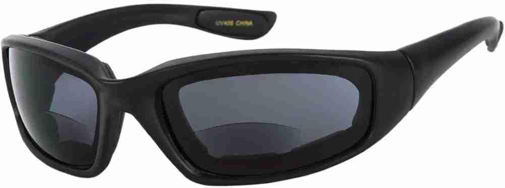 Mass-Vision-Eyewear-Motorcycle-Bifocal-Sunglasses-Black-Angle