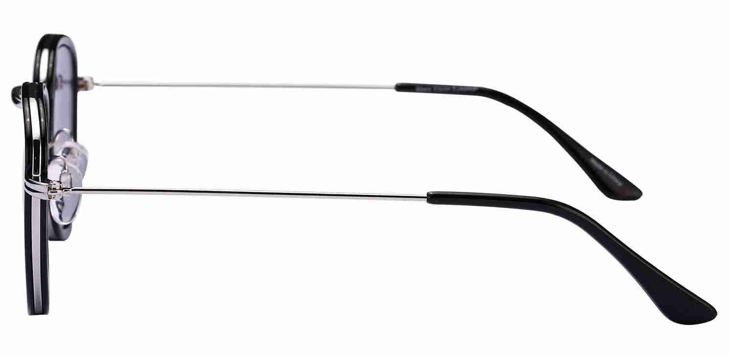 Mass-Vision-Eyewear-The-Esteemed-Reading-Sunglasses-Black-Side