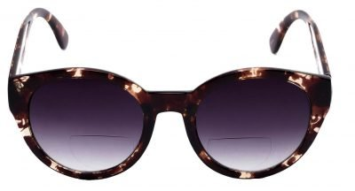 Mass-Vision-Eyewear-Round-Cat-Eye-Bifocal-Sunglasses-Front-Tortoise